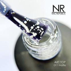NR ART TOP GLOSS №10 (10 мл)
