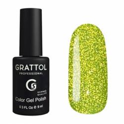 Grattol Color Gel Polish Bright Neon 01