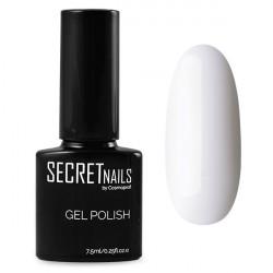 Гель-лак SecretNails №2, белый, 7,5 мл