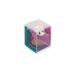 Диск педикюрный удлиненный PODODISC STALEKS PRO М в комплекте с сменным файлом 180 грит 5 шт (20 мм)