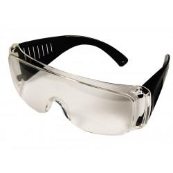 Очки защитные для мастера прозрачные(пластик)