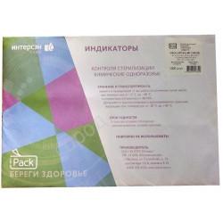 Индикатор контроля воздушной стерилизации iPack, кл.4, (1000 шт), АЙПАК-4В 180/60