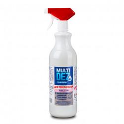 Тефлекс «МультиДез - для дезинфекции и мытья поверхностей»Бабл-Гам 1 литр