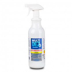 Тефлекс «МультиДез - для дезинфекции и мытья поверхностей»Лимон 1 литр
