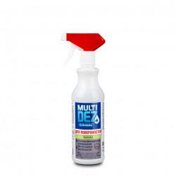 Тефлекс «МультиДез - для дезинфекции и мытья поверхностей» Яблоко 0,5 л