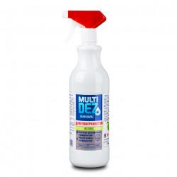 Тефлекс «МультиДез - для дезинфекции и мытья поверхностей»Яблоко 1 литр