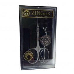 Ножницы для кутикулы Zinger 1303, с ручной заточкой