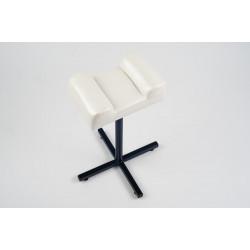 Педикюрная подставка (белый валик) Max