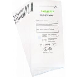 Пакеты д/стерилизации Стеримаг 100*200 (100 шт/уп), белые