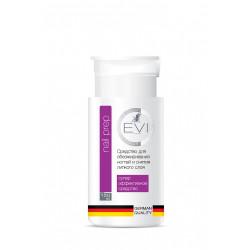 EVI professional Средство д/обезж-ния ногтей и снятия липк. слоя  помпа-доз. 150 мл.