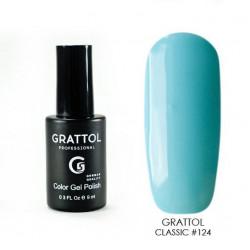 Grattol Color Gel Polish Aquamarine 124