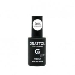 Grattol Primer acid-free Strong (Праймер безкисл. усиленный), 9 мл