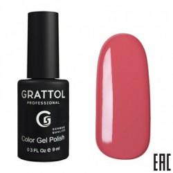Grattol Color Gel Polish Amarant 049
