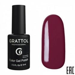 Grattol Color Gel Polish  Garnet 022