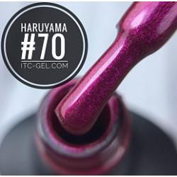 гель лак Haruyama 8мл (070)